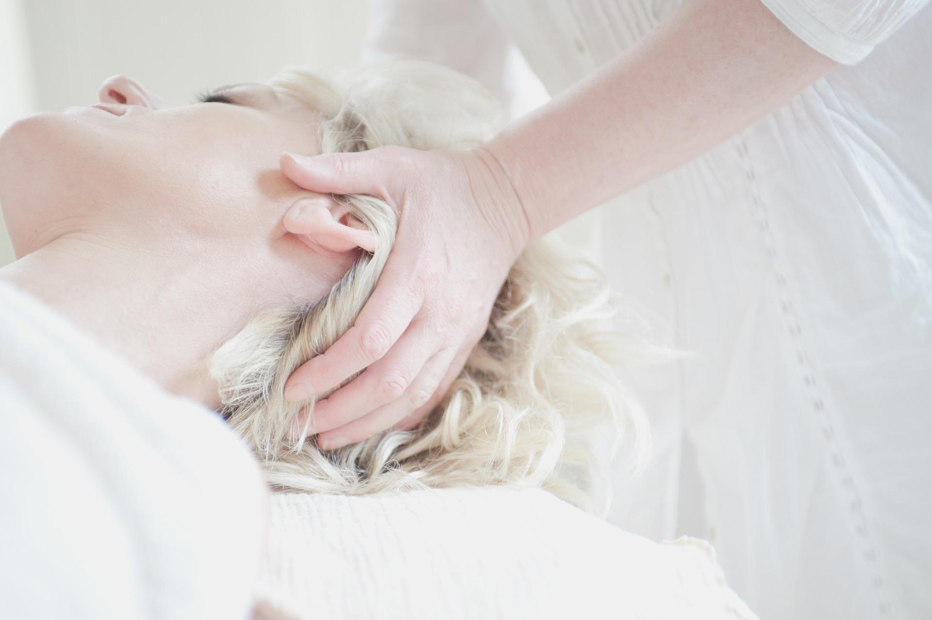 Kopf- und Nackenmassagen Praxis Concemius in Kirkel